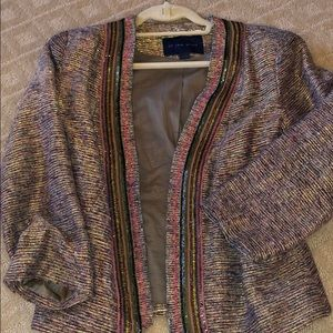 Of two minds tweed jacket